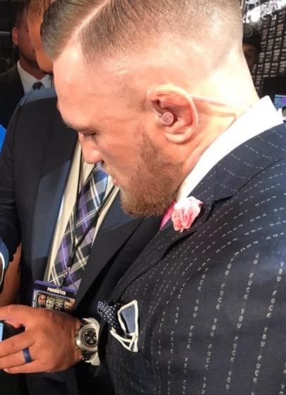 mcgregor suit